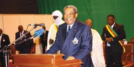 Le dignitaire issu de la région de l'Ouest a réagi à sa nouvelle nomination. Il promet de servir le président de la République du Cameroun avec loyauté et fidélité.